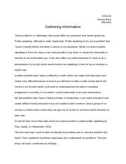 GS1140 Short answers 2.1 Gathering_Information.docx