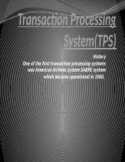 Transaction Processing System(TPS).pptx