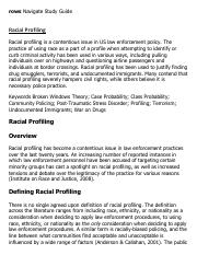 Racial Profiling Research Paper Starter - eNotes.pdf