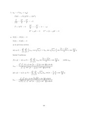 Differential Equations Lecture Work Solutions 98