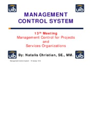 Meeting 13 - Management Control System.pdf
