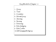 Key Words for Chapter 11 Full Display