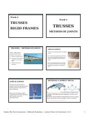 Week 5 - Trusses_Rigid Frames (student version_6 slides per page).pdf