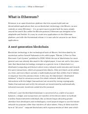 What is Ethereum_ ΓÇö Ethereum Homestead 0.pdf