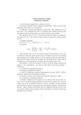CP312-2003 Midterm 2 with Solutions (Outline)