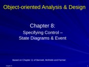 Chapter 8 State diagram[upd]