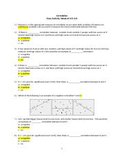 Stats in class activity wk 2 correlation regression KEY.docx