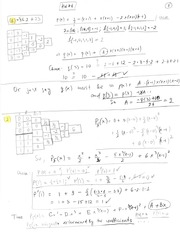 Homework 4 Solution on Numerical Analysis