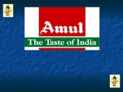 Amul Supply Chain India