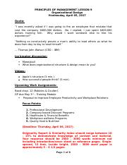 Principles of Management Lecture 9 OD (2).docx