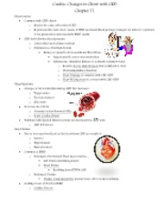Chapter 71 - CKD - Cardiac Changes (2)