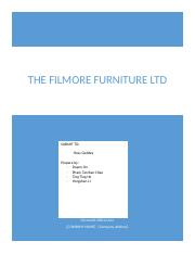 The Filmore Furniture LTD-DUyen On.docx