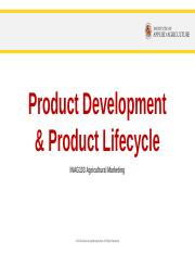 Module 7.2 Product Development & Product Lifecycle.pptx