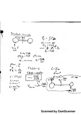 Kinetic Energy Notes