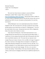 Ib english comparative essay