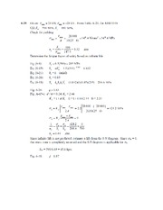 Homework 8 Solution on Mechanics of Machine Elements