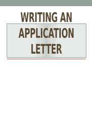 writinganapplicationletter