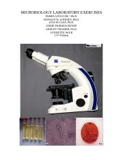 13th Edition- MICRO LAB MANUAL-For 2015-16