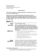 F16SYP3540 study guide 1.doc