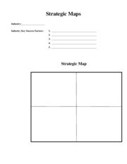 Team Exercise - Strategic Maps - S01