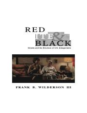 Red White & Black - Frank Wilderson-1-2