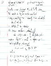 Multistep Methods notes