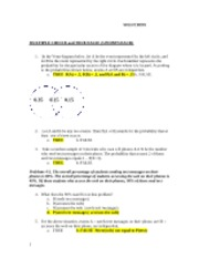 Practice Midterm 2 WI 10 Solutions