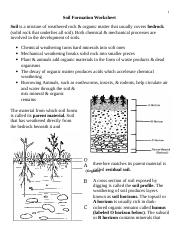 soil formation name block date ap environmental science soil formation worksheet read p 222. Black Bedroom Furniture Sets. Home Design Ideas