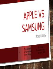 Apple VS Samsung.pptx
