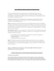Invitation Pator Instalation Pdf Letter Of Invitation To Pastors