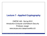 cse443-lecture-7-appliedcryptography