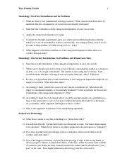 PHI2604 - Test 3 Study Guide Spring 2014.doc