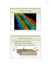 Lecture-08-Seafloor-Spreading
