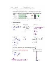 CV 5.2 notes - The Limit of a Function (2).pdf