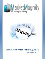 DAILY EQUITY REPORT 27-JULY-2017-MARKET MAGNIFY.pdf