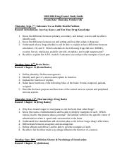 300x Drug Exam 1 Study Guide-2.docx