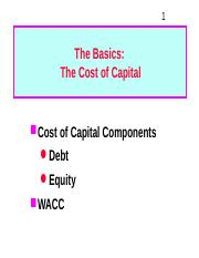1. Cost of Capital.ppt