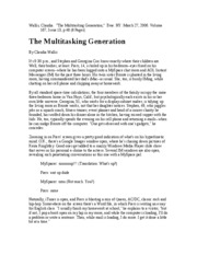 The_Multitasking_Genration_-_Claudia_Wallis