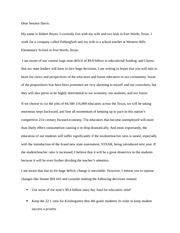 dear wife analysis Rhetorical analysis by will neibergall 2003 ap section ii, question 1 repetition, diction in this letter, penned in 1830, a weaver named john downe begs his wife.