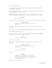 Sharp Objects final script