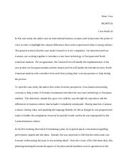 Brett J Lee MGMT332 Case Study #2.docx