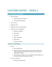 2015 02 04 Lecture Notes - Week 5