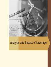 _CVP and Leverage.ppt