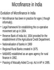 14558354-microfinance-in-india.ppt