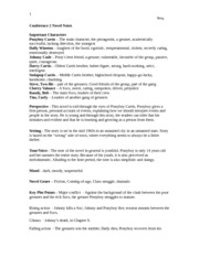 The Outsiders Study Guide - Character List - The Outsiders ...