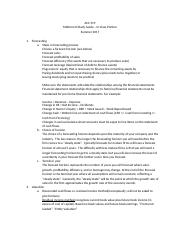 ACC 519 Study Guide - Midterm II.docx
