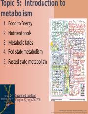 Topic 05-Metabolism Spring 2016-NOTES.pptx