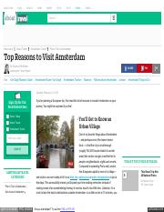 Top Reasons to Visit Amsterdam - about.pdf