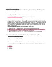 ACCT7107 Mid-sem Revision Multiple Choice Questions(2)