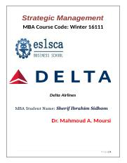Delta Airlines Case Study.docx